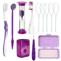 Ортодонтический набор ORTHO KIT фиолетовый