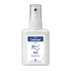 Cutasept feet Дезинфицирующий спрей, 50мл