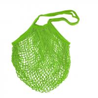 Эко-сумка из сетки Авоська, Зеленая