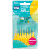 TEPE Interdental Brush Original 0,7 мм межзубные ершики 8 шт