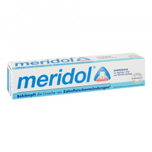 MERIDOL Dental Care зубная паста для защиты десен и борьбы с кариесом 75ml