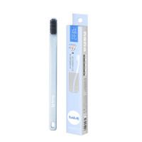 BaiduBJ зубная щетка мягкая отбеливающая голубая