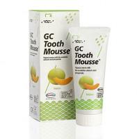 GC Tooth Mousse Melon гель для укрепления эмали без фтора, 35 мл