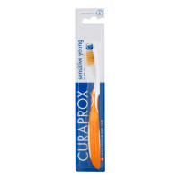 Curaprox Sensitive Young детская зубная щетка (6)