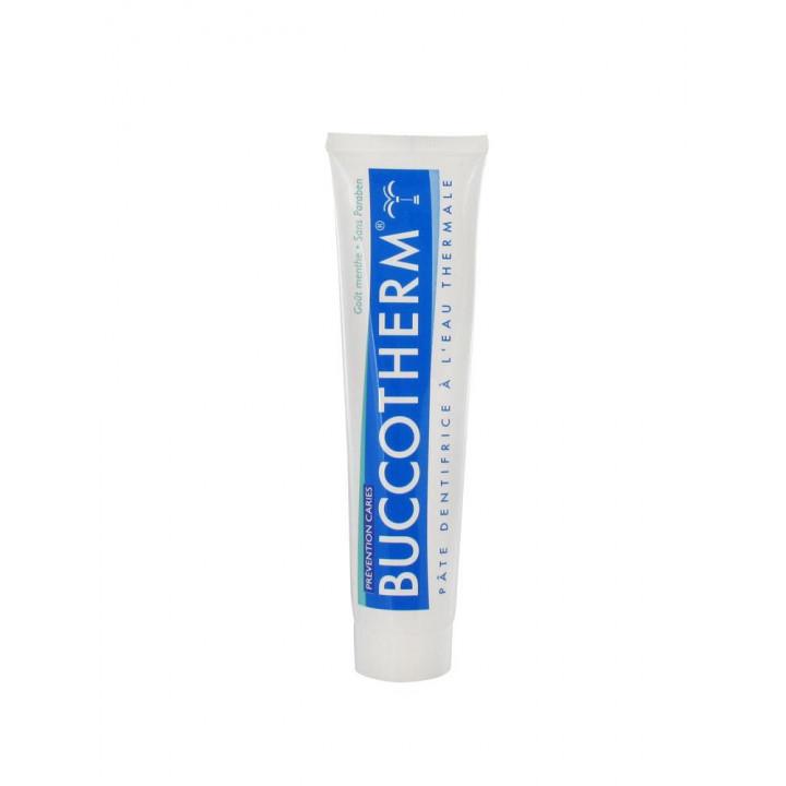 Buccotherm Decay Prevention зубная паста против кариеса с термальной водой, 75 мл