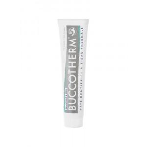 Buccotherm Whitening & Care зубная паста отбеливание и уход с термальной водой BIO, 75 мл