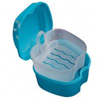 Контейнер для хранения ортодонтических конструкций и съемных зубных протезов (00)