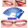 3D White Отбеливающие полоски для зубов, 28 шт