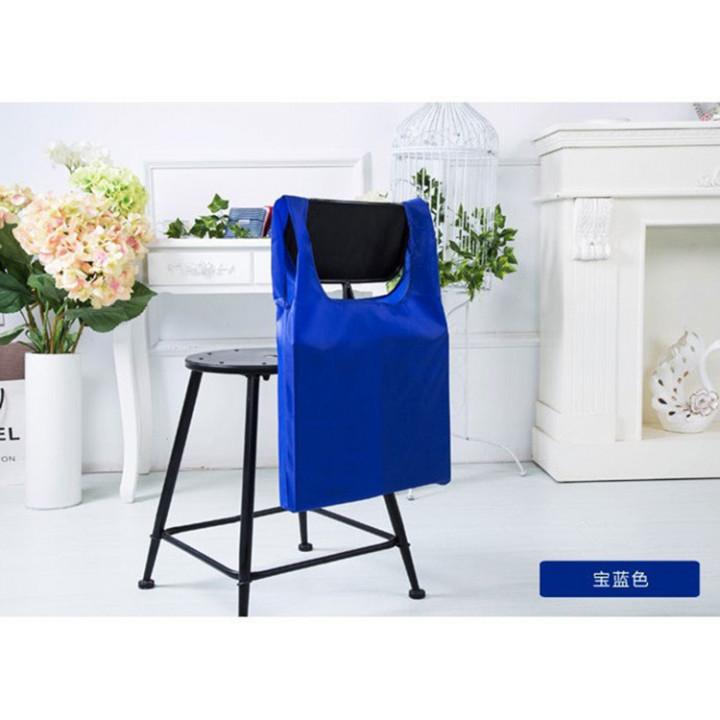 Эко сумка для покупок складная нейлоновая (09)