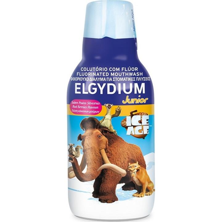 Elgydium Junior ополаскиватель для детей от 7 до 12 лет, 500 мл
