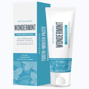 Schmidt's Wondermint освежающая мятная зубная паста 100мл.