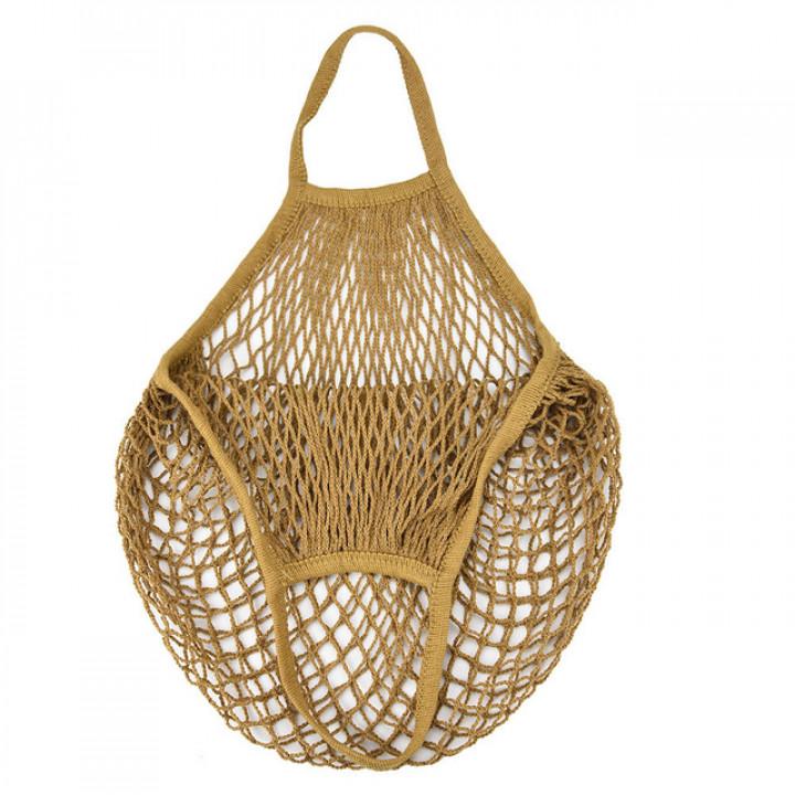 Эко-сумка из сетки