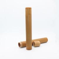 Деревянный футляр для зубной щетки