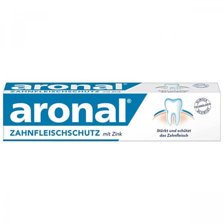 Aronal зубная паста с цинком для укрепления и защиты десен, 75мл