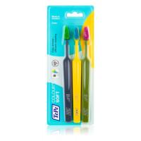 TEPE Colour Soft зубные щетки 3 шт (01)