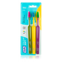 TEPE Colour Soft зубные щетки 3 шт (02)