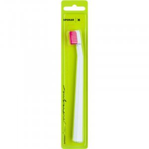 SPOKAR X зубная щетка супер мягкая (02)