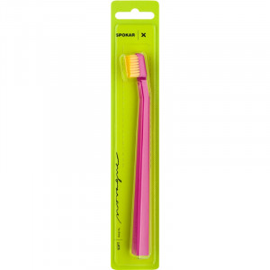 SPOKAR X Soft зубная щетка мягкая (09)