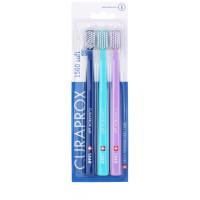 Curaprox Soft CS 1560 Набор зубных щеток 3 шт
