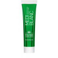 MEDIBLANC Whitening Aloe Vera Отбеливающая зубная паста 75 мл