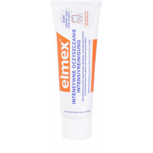 Elmex Intensivreinigung отбеливающая зубная паста, 50 мл