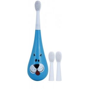VIOLIFE Rockee Marley детская электрическая зубная щетка + 2 сменные головки