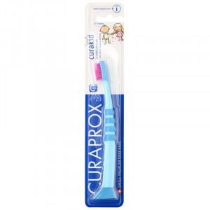 Curaprox 4260 Curakid Детская зубная щетка от 0 до 4 лет (04)