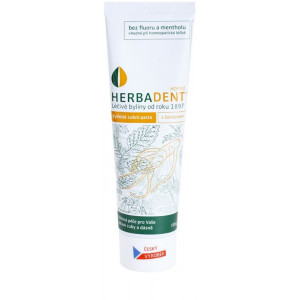 HERBADENT Homeo зубная паста с женьшенем