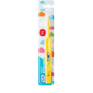 TEPE Kids детская зубная щетка экстра мягкая
