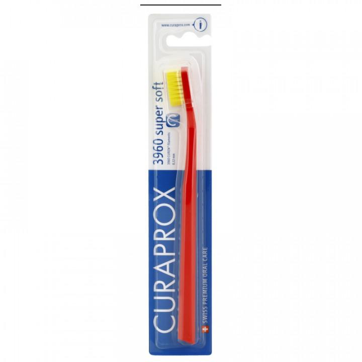 CURAPROX 3960 Super Soft Супер мягкая зубная щётка (17)
