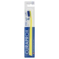 CURAPROX 3960 Super Soft Супер мягкая зубная щётка в блистерной упаковке (01)